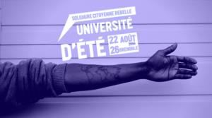 Université d'été solidaire, citoyenne, et rebelle @ Grenoble