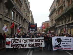 Extrême droite et antifascisme en France @ CICP