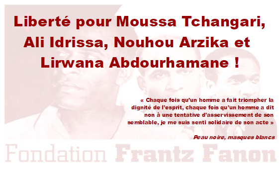 Liberté pour Moussa Tchangari, Ali Idrissa, Nouhou Arzika et Lirwana Abdourhamane