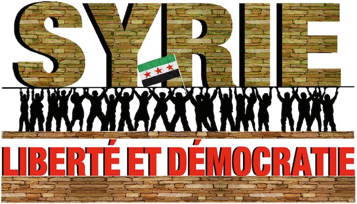 Syrie, revolution et guerres Comprendre la révolution et les guerres en Syrie, leurs développements, évolution, conséquences