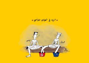 Tunisie : comment l'Europe impose son impunité, ses traités et ses multinationales. @ CICP