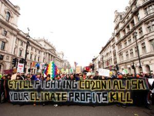 Changement climatique néocolonialisme. Quelles résistances au colonialisme climatique ? @ CICP