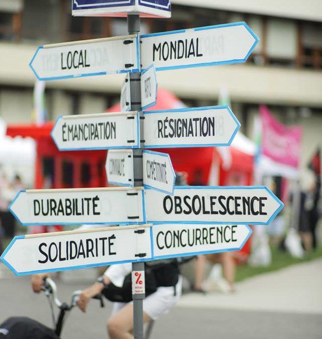 IPAM à l'Université d'été solidaire et rebelle